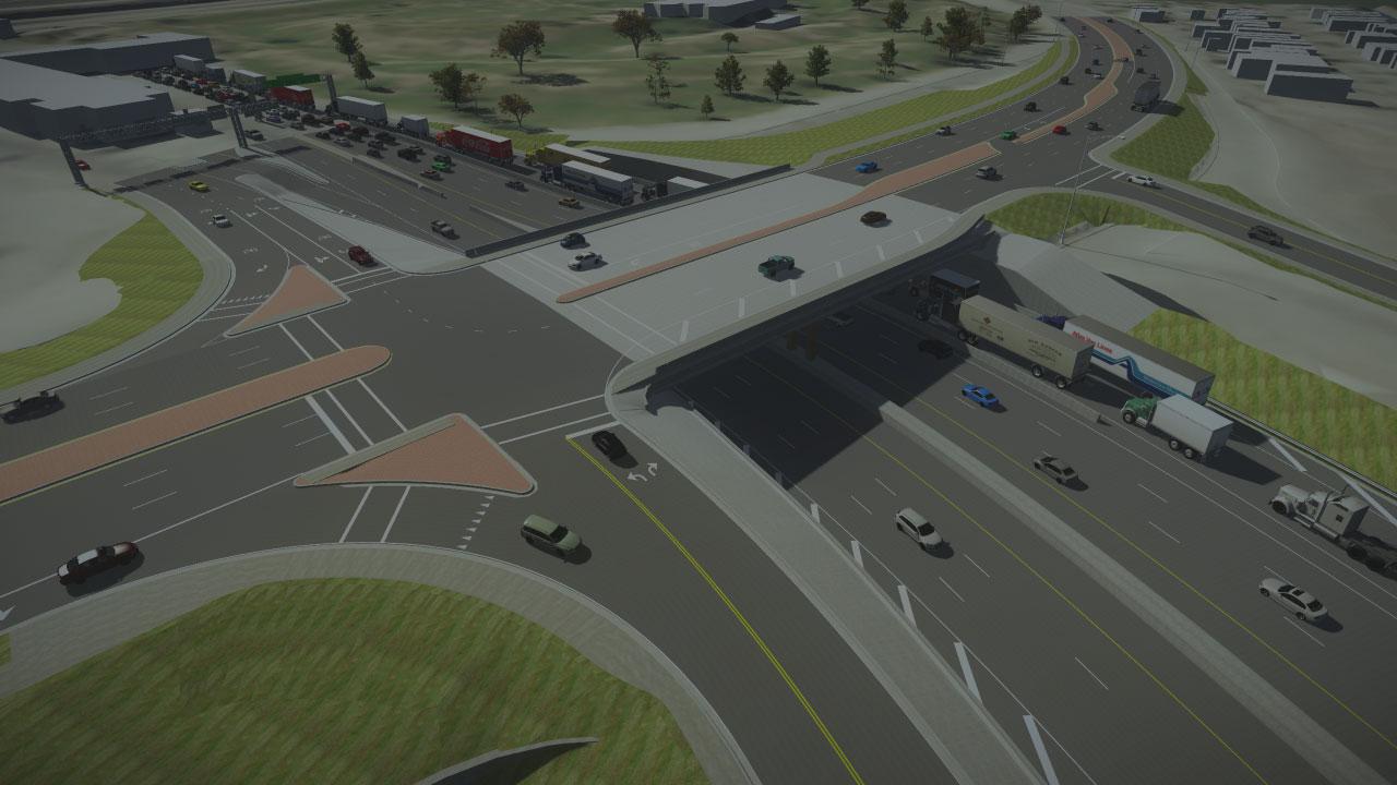 Microstation Openroads LumenRT 3D modeling visualization