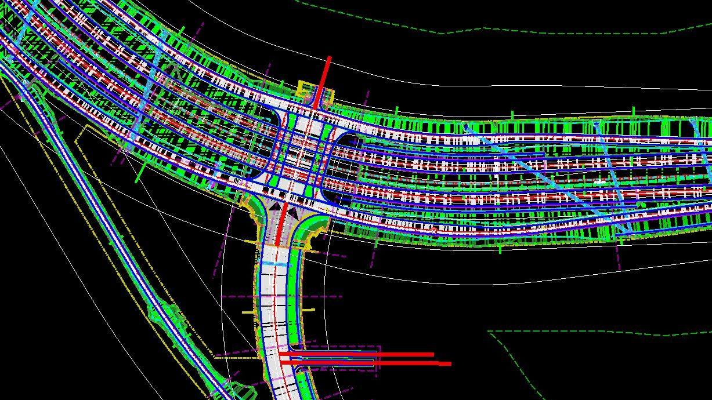 corridor modeling microstation Openroads 3D